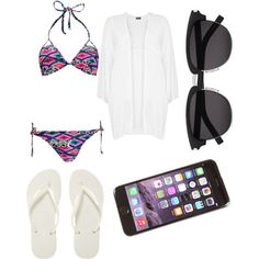 Help me polarize help me polarize help me down those stairs by smileypot on Polyvore featuring polyvore fashion style Phase Eight Boohoo Havaianas Yves Saint Laurent