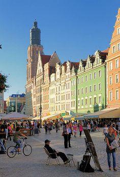 Wroclaw, Breslau / Poland