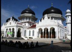 Baiturrahman Mosque - Banda Aceh, Indonesia