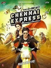 Chennai Express  Review II Story II Star Cast II Ratings II Trailer