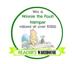 Win a Winner the Pooh hamper valued at over with Buying Books Online, Pink Parties, Household Tips, Hamper, Nursery Ideas, Giveaways, Winnie The Pooh, Childrens Books, Homeschooling