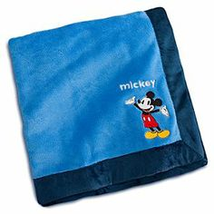 Disney Mickey Mouse Plush Blanket for Baby | Disney StoreMickey Mouse Plush Blanket for Baby - For sleepy little angels and busy little dreamers alike, this comfy-cozy blanket is the perfect way to wrap your baby in a soft hug.See more