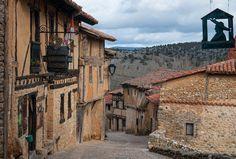 Calatañazor, Soria, España.