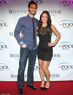 Going strong: Desiree and Chris got engaged in August on The Bachelorette