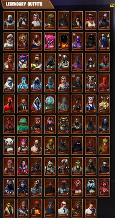 All Fortnite Skins Ever Released - Item Shop, Battle Pass, Exclusives - Angle News Epic Games Fortnite, Funny Games, Ghoul Trooper, Funny Gaming Memes, Game Wallpaper Iphone, Free Avatars, Best Gaming Wallpapers, Gamer Pics, Fire Image