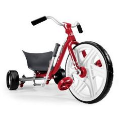 Radio Flyer Tailspin Trike Top Toy Review