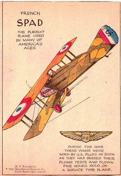 French SPAD XIII