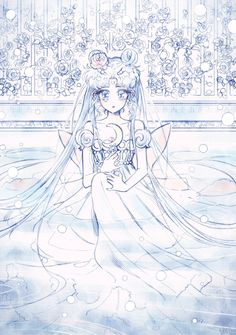 "Read ✨Imagenes de la Princesa Serenity✨ from the story Imágenes de Sailor Moon ✨Terminada✨ by _Princess_Shy-loid_ (""Anie"") with reads. Arte Sailor Moon, Sailor Moon Fan Art, Sailor Moon Usagi, Sailor Moon Character, Sailor Mars, Manga Anime, Old Anime, Anime Art, Neo Queen Serenity"