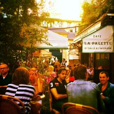 Cafe - La Palette