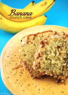 #26 - Banana Crunch Cake was one of two winners at the 24th Pillsbury Bake-Off in 1973. It's easy and delicious!