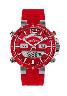 Jacques Lemans Armbanduhr  1-1712D versandkostenfrei, 100 Tage Rückgabe…
