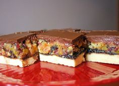 Rigoletto rezy Czech Recipes, Russian Recipes, Oreo Cupcakes, Cake Bars, Flan, Sweet Tooth, Cheesecake, Dessert Recipes, Food And Drink