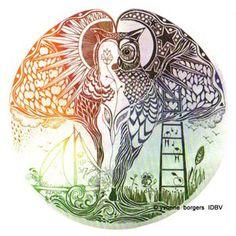 Mandala 'Wisdom'