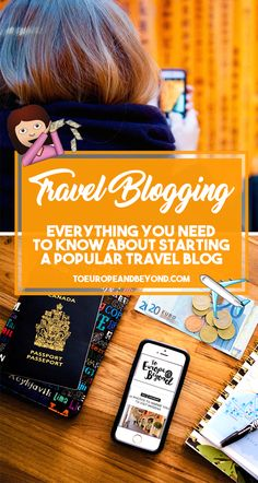 How To Start a Travel Blog – Tips From a Veteran Travel Blogger via @Marie-Eve Vallieres
