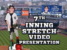 4 Tips for an Amazing Photo Video Montage from Marvelous Montages | Sports Theme Bar MItzvah Montage Example. Read More - www.mazelmoments.com/blog/14175/bar-bat-mitzvah-photo-montage/
