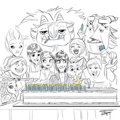 Dreamworks Dragons, Dreamworks Animation, Disney And Dreamworks, Trollhunters Characters, Universe Art, Cartoon Games, Happy B Day, Cute Art, My Little Pony