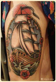 #Tattoo done by Diego Patorniti / #Tatuaje realizado por Diego Patorniti @ ABORDO Tattoo Studio (Buenos Aires, Argentina). // #Tattoo #Ink
