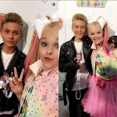 JoJo invited her crush Thomas to the party... And he went! How cute #dancemoms #dancemoms1 #spoilers #dmosjojo13