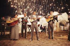 I shot a legitimate Mexican wedding. They had a mariachi band and fireworks. Here's what ensued. - Imgur