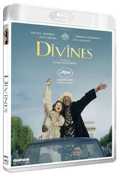 LLa banlieue dans sa triste réalité. #Diaphana #divines #dvd  DVD et blu-ray : « Divines » ces filles de la banl...