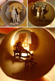 toilet paper roll craft a