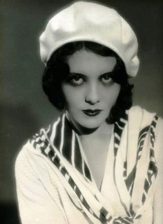 Faye Webb, 1907-1936.  Married to Rudy Vallee,