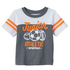 Image result for Varsity Stripe Graphic tee Camiseta Vintage 25525192921f1