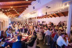Marina Village Mission Bay San Diego Wedding Reception , Purple and Gray Wedding Colors, www.RachelMcFarlin.com http://rachelmcfarlinphotography.com/mission-bay-marina-village-wedding-san-diego/ , wine barrel wedding decor, Destination Wedding, string cafe lights