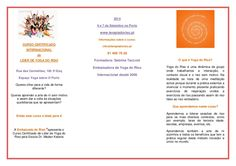 Curso Líder de Yoga do Riso com Certificação Internacional by Sabrina Tacconi via slideshare