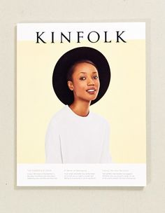 Magazine Kinfolk via Goodmoods