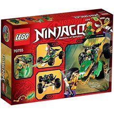 Amazon.de: Lego Ninjago 70755 - Lloyds Dschungelräuber: Spielzeug