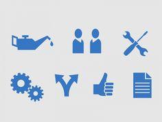 polytechna Iconsprache – Piktogramme