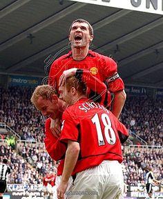 Newcastle United Manchester United