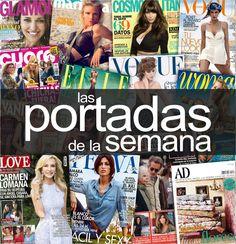 Las #portadas de la semana #Revistas Art Pop, Magazine Covers, Pimples, Pop Art