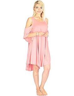 Lyss Loo Women's Sun Kissed Cold Open Shoulder Tunic Dress  The best clothing deals are fashion forward designs that are  in style and that you are comfortable in.  Therefore take a look at these best clothing deals under $10. There are many types of dresses to chose from  A line dress, Maxi dress, flowing dress and you will find all kinds of stylish  colors such as red, blue, purple, green, black and yellow.