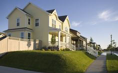 Daybreak Utah, ahhhh!  LOVE this house!  ;)  The yard is so different now.