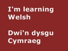 Useful Welsh Phrases - Learning Welsh - YouTube