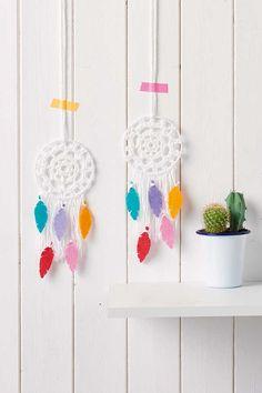 How-to-make-a-dreamcatcher---crochet-pattern