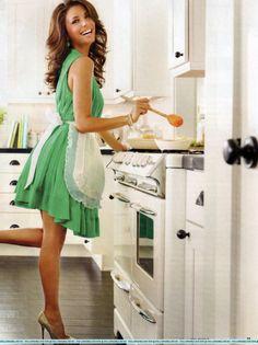 Sexy dans la cuisine