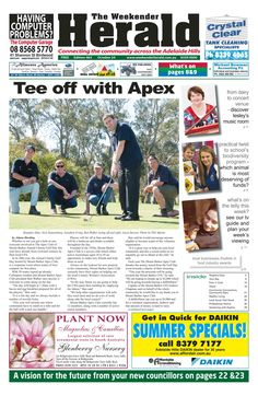 Latest edition now online. Share the link! http://adelaidehills.realviewtechnologies.com/