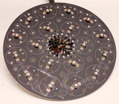 LED PCB FOR OPTI TRI PAR,ELAR TRI PAR IP
