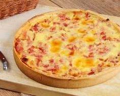 Quiche lorraine traditionnelle http://www.cuisineaz.com/recettes/quiche-lorraine-traditionnelle-1712.aspx
