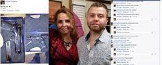 Hijo de directora del DIF de Parral vende arma de fuego en redes sociales | El Puntero