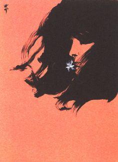 René Gruau: dior illustrated