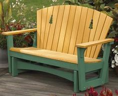 Adirondack Chair with Footrest Woodworking Plan from WOOD Magazine Ikea Garden Furniture, Art Deco Furniture, Farmhouse Furniture, Rustic Furniture, Painted Furniture, Furniture Design, Outdoor Furniture, Office Furniture, Bedroom Furniture