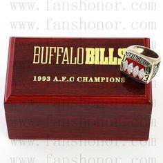 #buffalobills #gobills #superbowl #NFL #football Custom AFC 1993 Buffalo Bills American Football Championship Ring