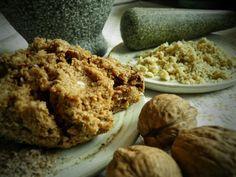 Sio-smutki: Orzeszki - ciasteczka bez mąki
