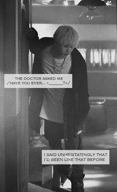 Agust D ❤ The Last El doctor me pregunto yo dije sin vacilar que habia estado asi antes