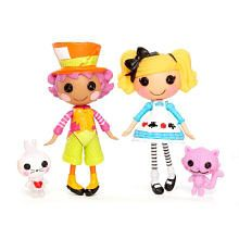 """Mini Lalaloopsy Dolls 2-Pack - Mad Hatter & Alice - MGA Entertainment - Toys """"R"""" Us"""