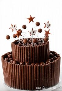 Chocolate Birthday cake